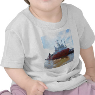 Cable Layer DP Reel Tee Shirt