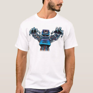 Cable TV Monster T-Shirt