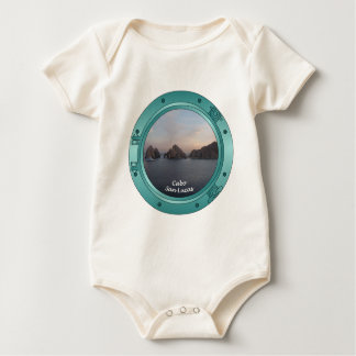 Cabo at Sunset Baby Bodysuit