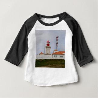 Cabo da Roca Lighthouse, Portugal Baby T-Shirt