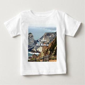 Cabo da Roca: Portugal Baby T-Shirt