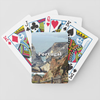 Cabo da Roca: Portugal Bicycle Playing Cards
