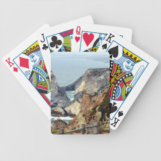 Cabo da Roca, Portugal Bicycle Playing Cards