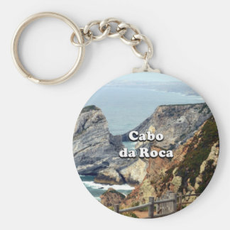 Cabo da Roca: Portugal Key Ring