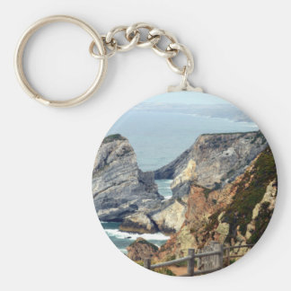 Cabo da Roca, Portugal Key Ring