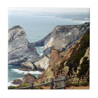 Cabo da Roca, Portugal Tile