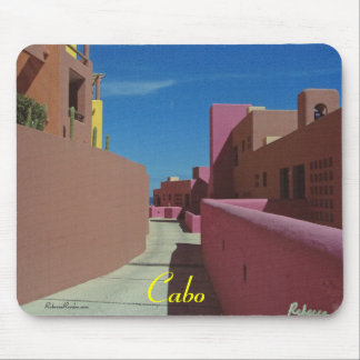 Cabo, Mexico Beach Resort Mouse Pad