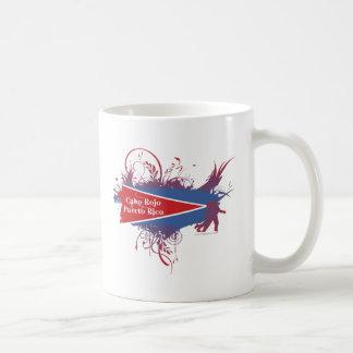 Cabo Rojo - Puerto Rico Basic White Mug