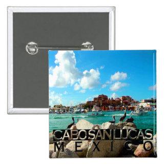 Cabo San Lucas Button