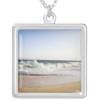 Cabo San Lucas, Baja California Sur, Mexico - Square Pendant Necklace