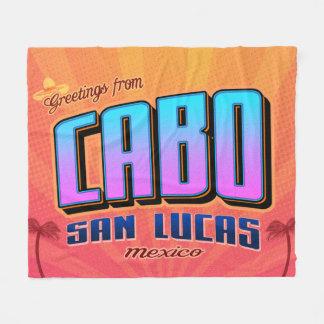 Cabo San Lucas Baja Mexico Blanket
