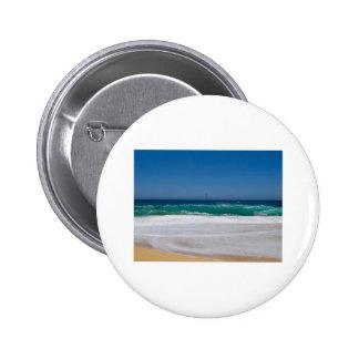 Cabo San Lucas beach 21 Pinback Button