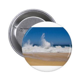 Cabo San Lucas beach 22 Pinback Button