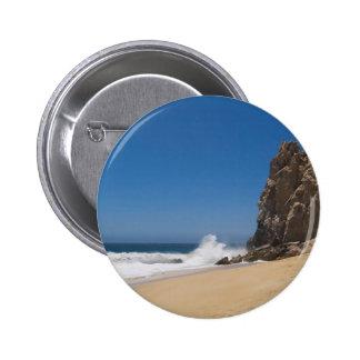 Cabo San Lucas beach 23 6 Cm Round Badge
