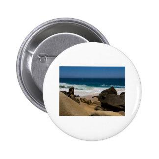 Cabo San Lucas beach 27 Pinback Button