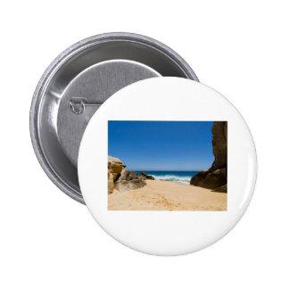 Cabo San Lucas beach 29 Pinback Buttons