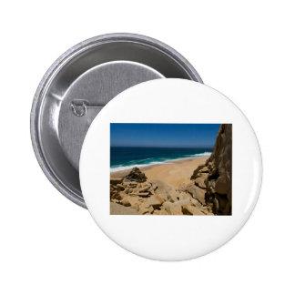 Cabo San Lucas beach 31 Pinback Button