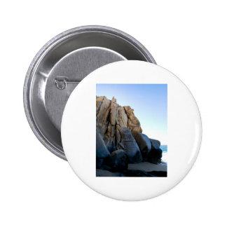 Cabo San Lucas beach 36 Pinback Button