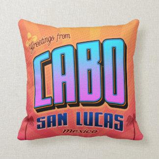 Cabo San Lucas home decor pillow Throw Cushion