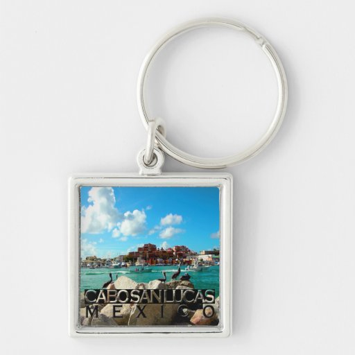 Cabo San Lucas Keychains