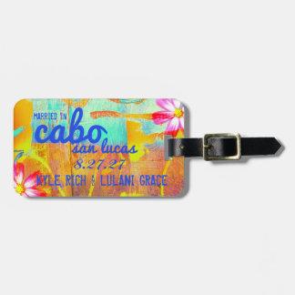 CABO SAN LUCAS Luggage Tag