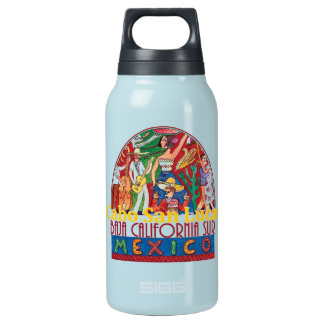 CABO SAN LUCAS Mexico 0.3L Insulated SIGG Thermos Water Bottle