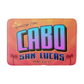 Cabo San Lucas Mexico Bathroom Mat Bath Mats