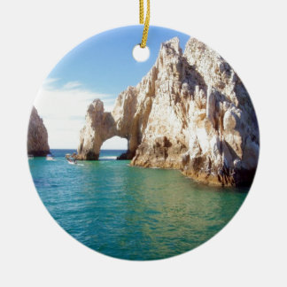 Cabo San Lucas Mexico Ceramic Ornament