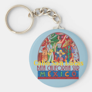 CABO SAN LUCAS Mexico Keychain