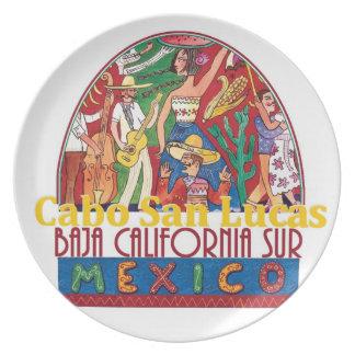 CABO SAN LUCAS Mexico Plate