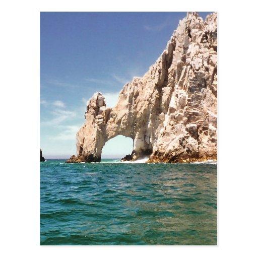 Cabo San Lucas Postcard