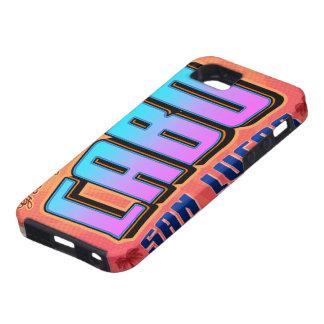 CABO SAN LUCAS TOUGH iPhone 5 CASE