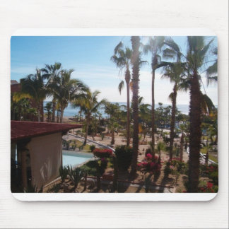 Cabo San Lucas view from my window Mouse Pad