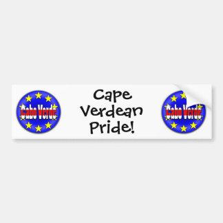 Cabo Verde! Bumper Sticker