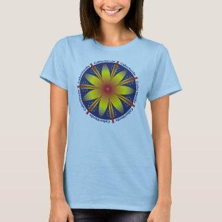 Cabo Verde Star-Burst T-Shirt