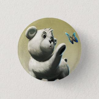 Caboose 3 Cm Round Badge