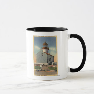 Cabrillo Nat'l Monument, Point Loma Lighthouse Mug