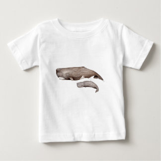 Cachalote, mother and young baby T-Shirt
