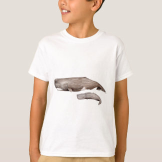Cachalote, mother and young T-Shirt