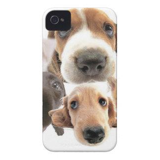 Cachorros Case-Mate iPhone 4 Case
