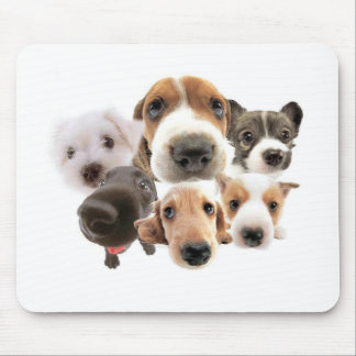 Cachorros Mouse Pad