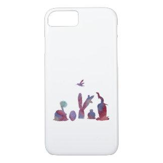 Cacti art iPhone 8/7 case
