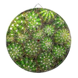 Cacti Dartboard