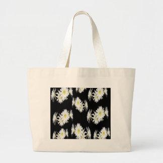 Cacti_Flower_Envy,_ Large Tote Bag