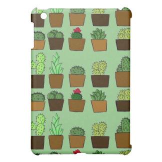 Cacti Garden iPad Mini Cases