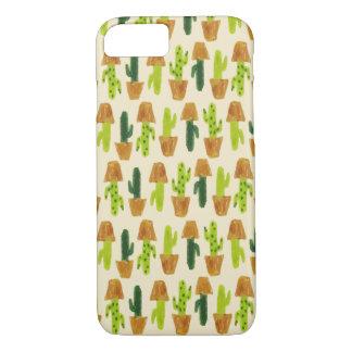 Cacti Pattern Phone Case