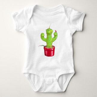 Cacticorn Baby Bodysuit