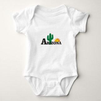 Cactus az baby bodysuit