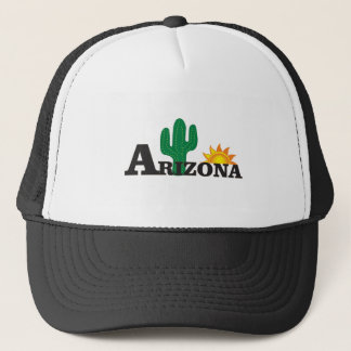 Cactus az trucker hat
