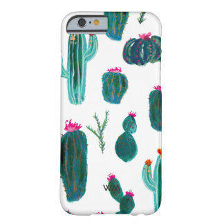 Cactus Barely There iPhone 6 Case